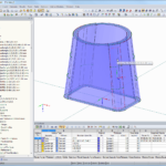 Import van step bestand in RFEM