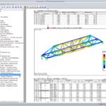 Rapport exporteren RTF en PDF en VC master vanuit RFEM rekensoftware
