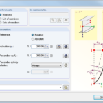 Toepassen van imperfecties in constructies in RFEM