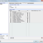 rapport extent management in RFEm rekensoftware