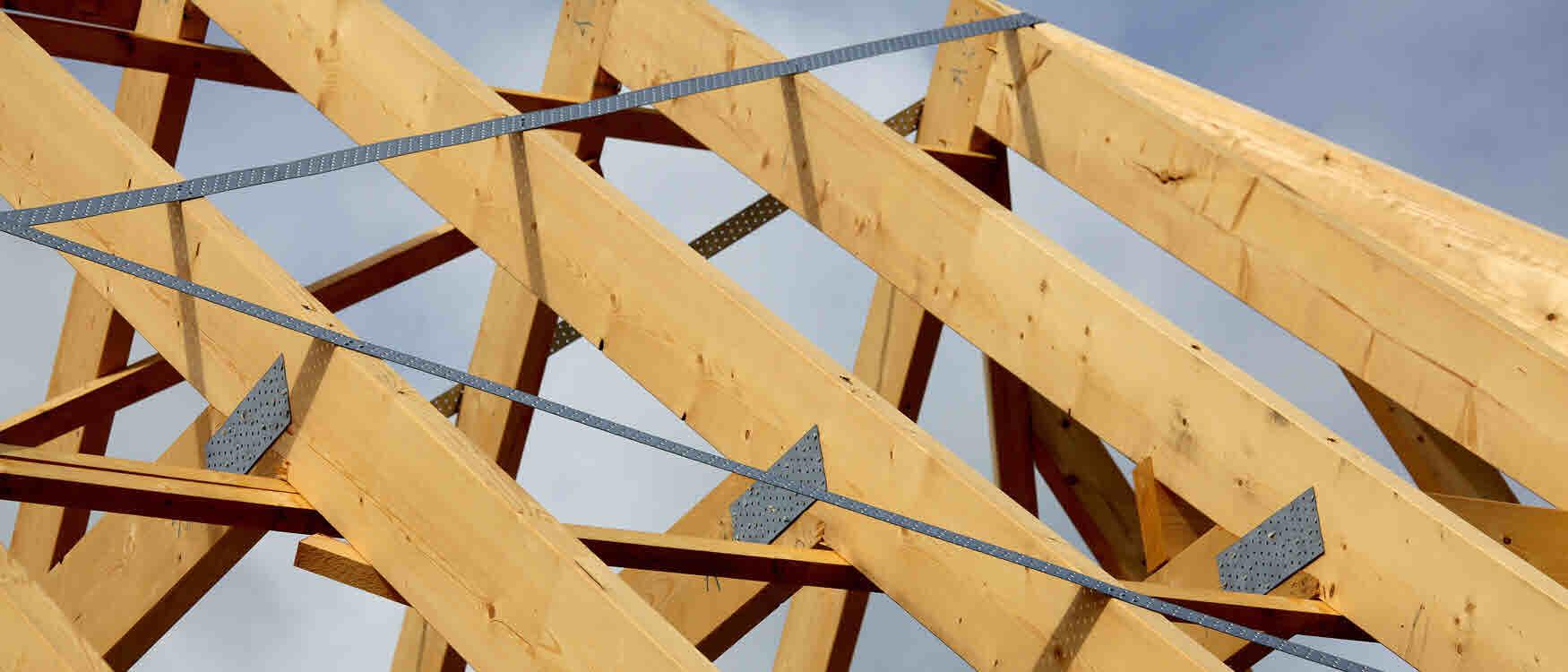 Kapconstructie van hout berekenen met RF-TIMBER