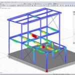 Modeluitlijning met Tekla Structures in RFEM rekensoftware