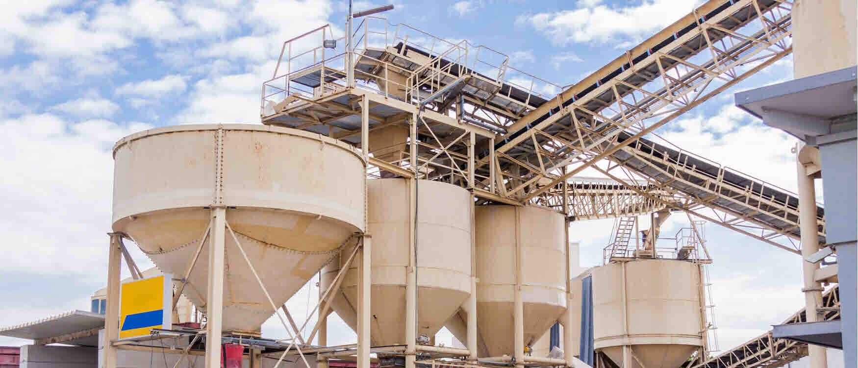 mechnical engineering -hoppers silos berekenen met RFEM